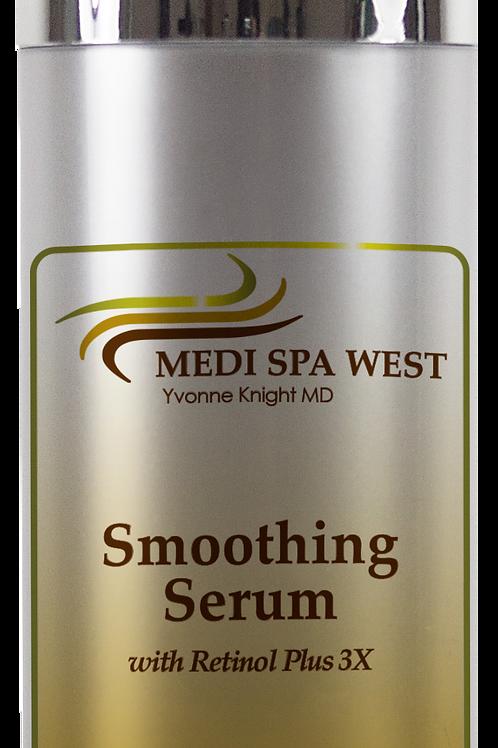 Smoothing Serum with Retinol  3X Plus