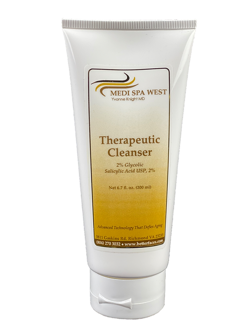 Therapeutic Cleanser 2% Glycolic Acid 2 Salicylic Acid