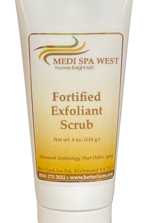 Fortified Exfoliant Scrub