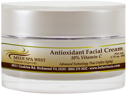Antioxidant Facial Cream 10% Vitamin C