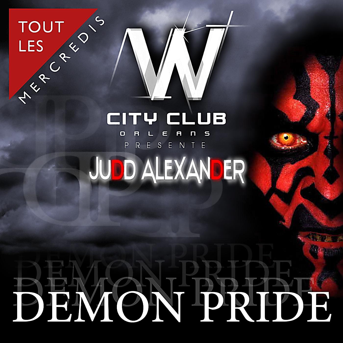 demon red JUDD ALEXANDER