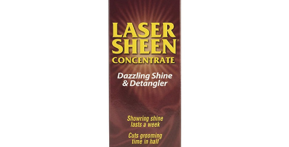 Laser Sheen Dazzling Shine and Detangler 12 oz Concentrate