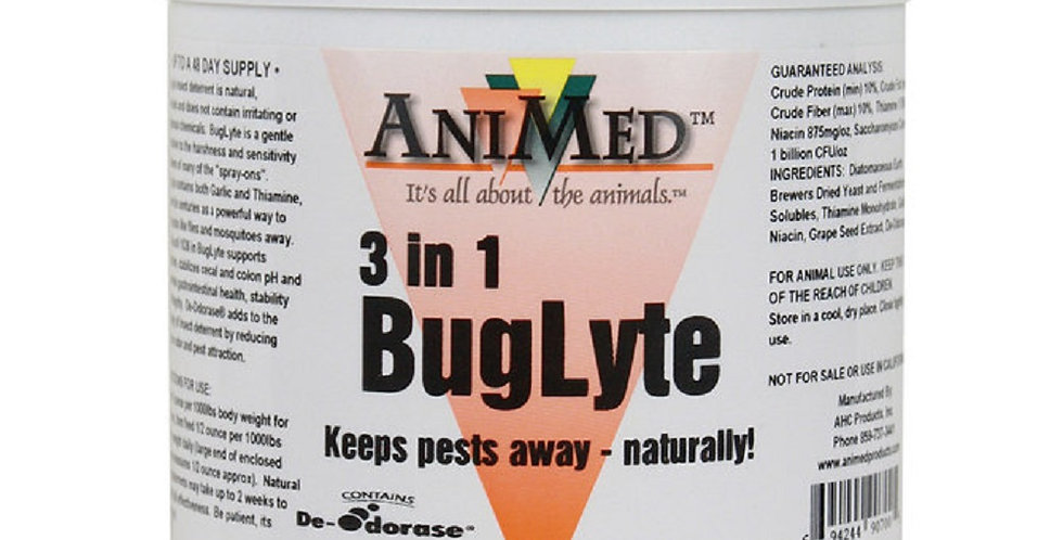 3 in 1 BugLyte Equine Fly Control Supplement 1.5 lbs