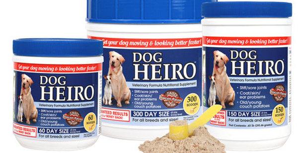 Dog Heiro Nutritional Supplement 60 Day Supply
