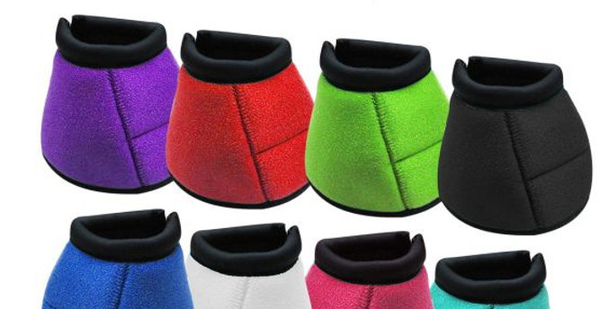 Elite Equine Bell Boot.  Sold in pairs. 72xm001
