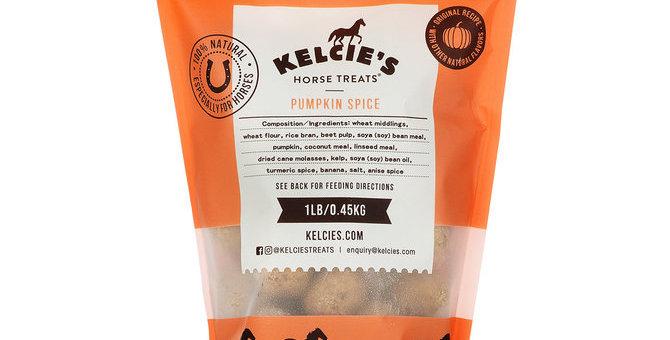 Kelcie's Pumpkin Spice Horse Treats 1Lb Bag