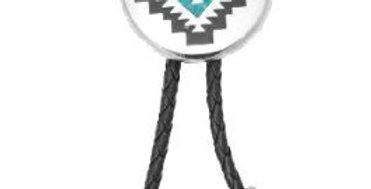 Aztec Bolo Tie