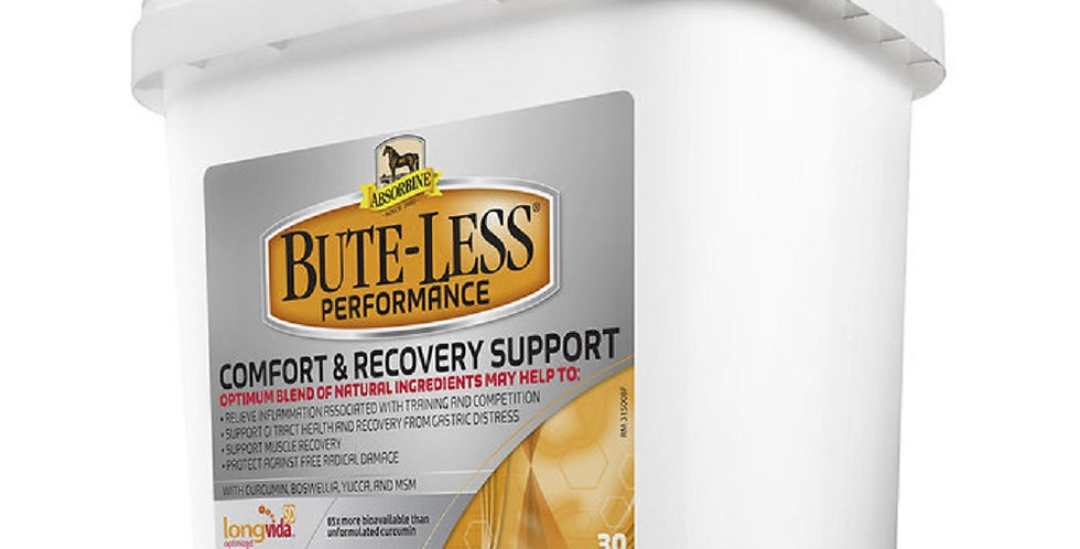 Bute-Less Performance Comfort & Recovery Support for Horses 3.75 lbs
