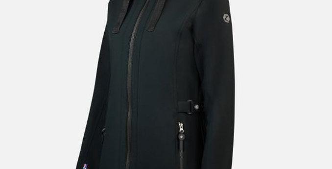 Horze Womens Freya Long Softshell Jacket  33154