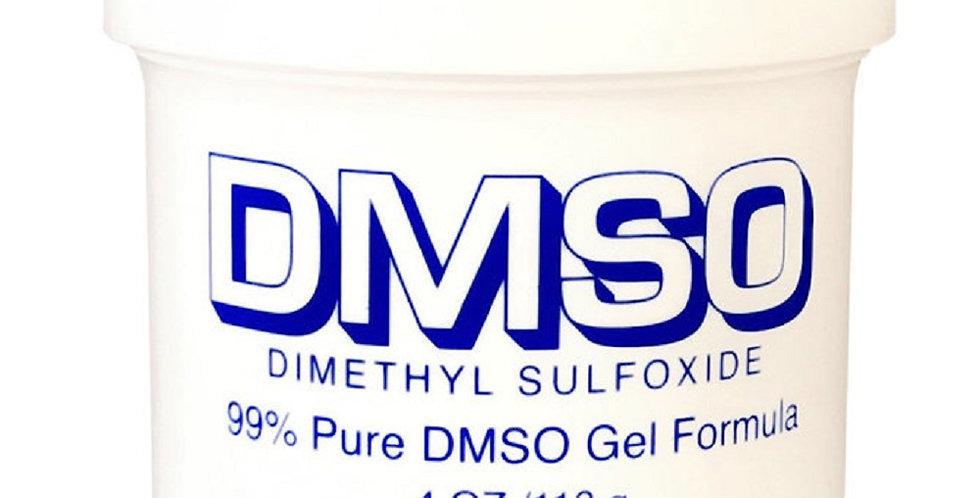DMSO Dimethyl Sulfoxide 4 oz