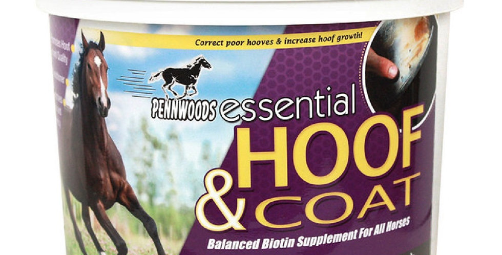 Essential Hoof & Coat Supplement for Horses 4 lbs