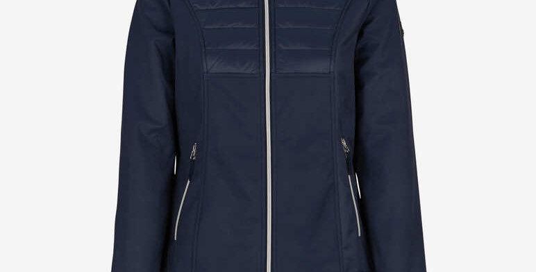 Horze Ladies Maeve Softshell Hybrid Jacket  33848