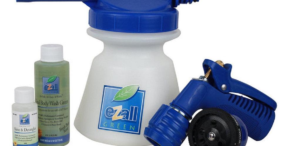 eZall Green Foamer Bathing Kit Blue