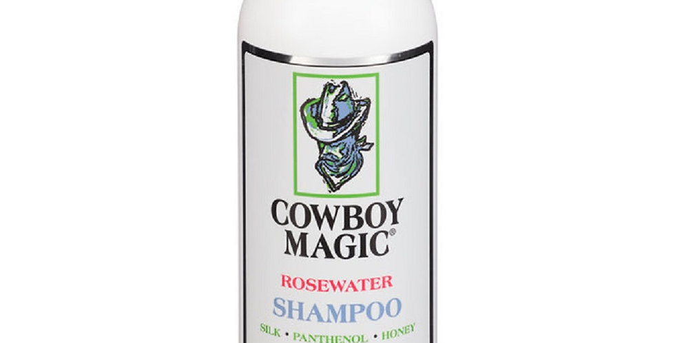 Cowboy Magic Rosewater Shampoo 32oz