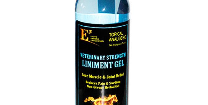 E3 Veterinary Strength Liniment Gel