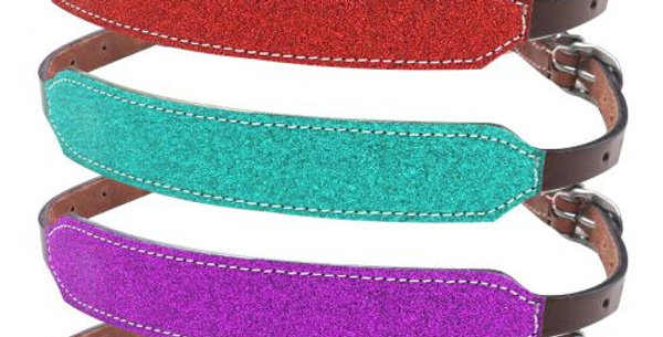Glitter Horse Size Wither Strap Choice of Color