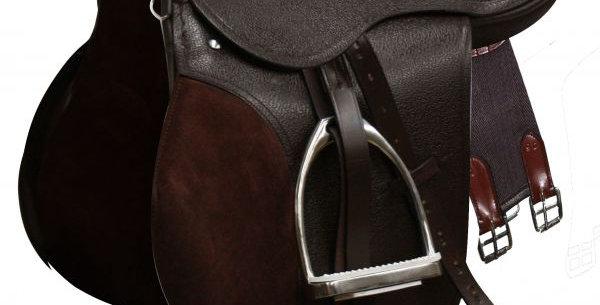 Brown All Purpose English Saddle