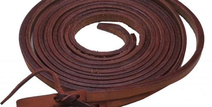 8' Argentina Split Leather Reins