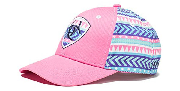 ARIAT Kid's Lucy Snapback Cap Pink Size One Size