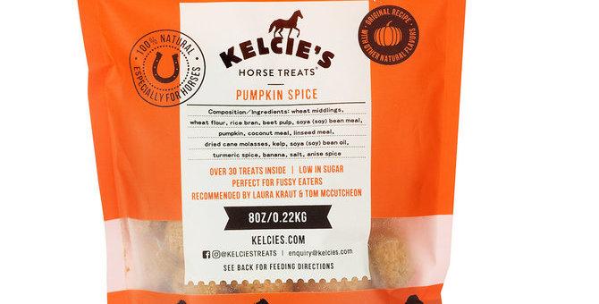 Kelcie's Pumpkin Spice Horse Treats 8oz Bag