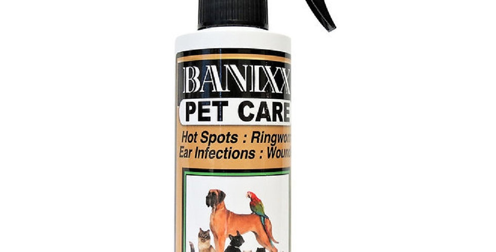 Banixx Horse & Pet Care for Fungal and Bacterial Infections 8 oz