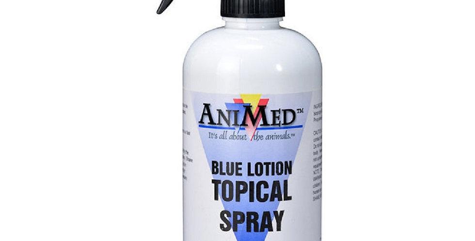Blue Lotion Topical Spray 16 oz