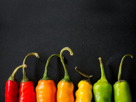 Spicy Foods Can Extend Your Lifespan