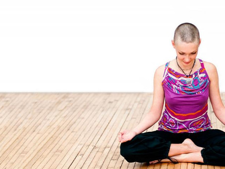 Mind-Body Practices Help People Coping With Cancer