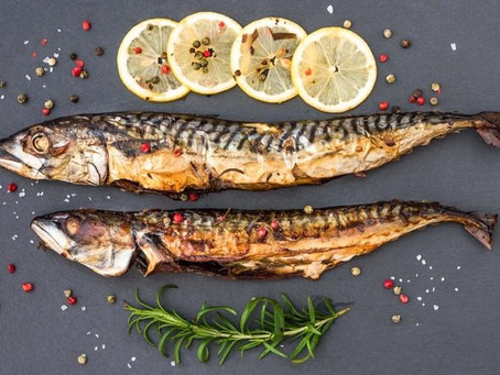 Eating Fish Can Help Stave Off Dementia