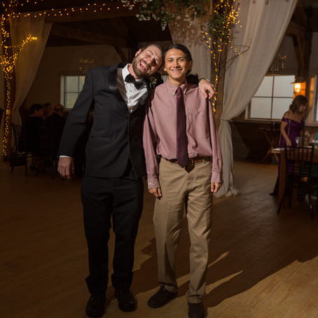 Mike and Lizzi Vermont Wedding Part Three