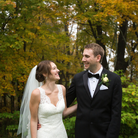 Mike and Lizzi Vermont Wedding Part One