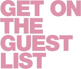 Établir sa liste d'invités