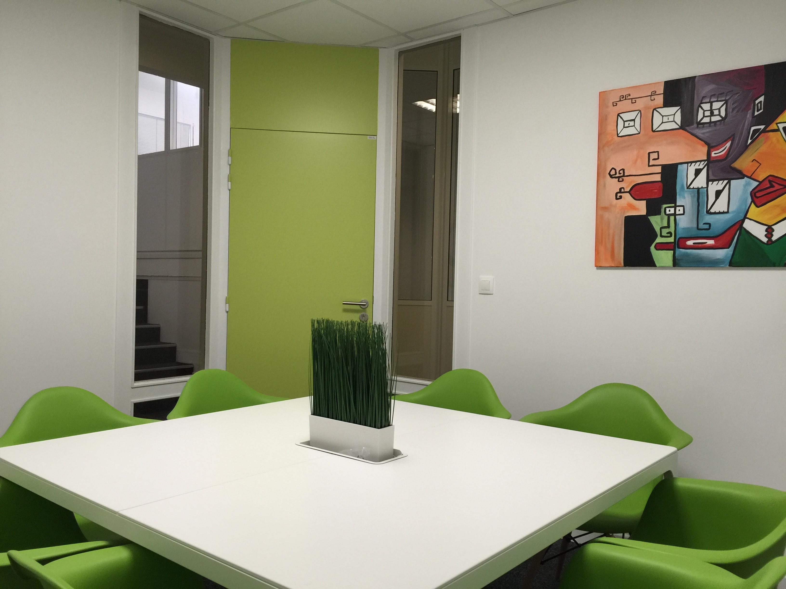 Salle de réunion Grenoble centre Journée