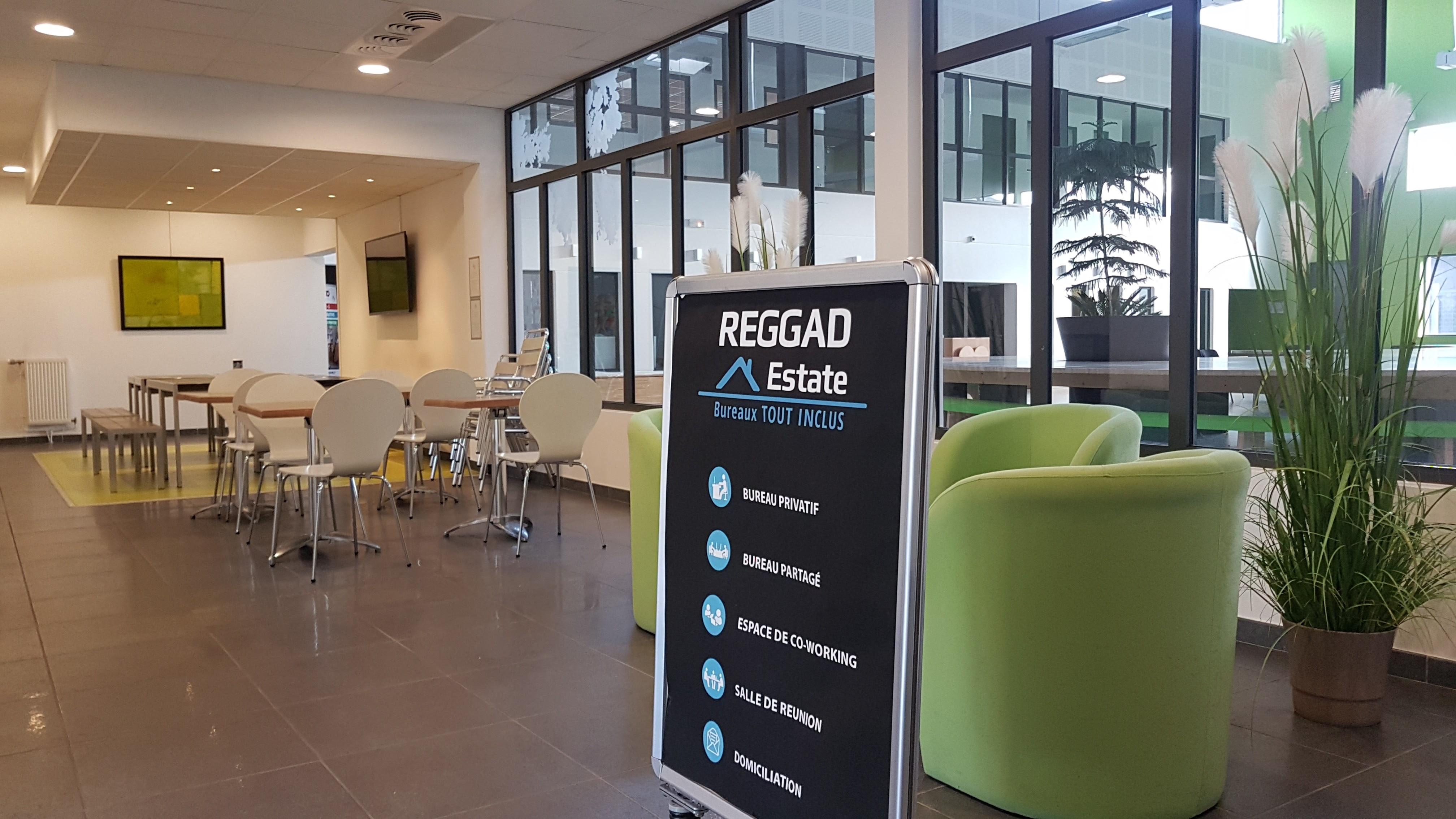 Location bureau reggad estate domiciliation grenoble seminaire