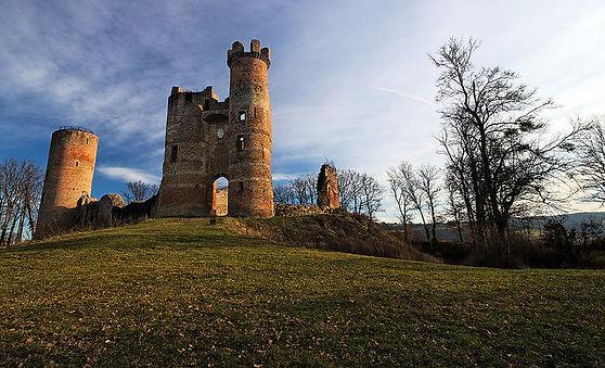 chateau des bressieux à 10 minutes du Château des Ayes