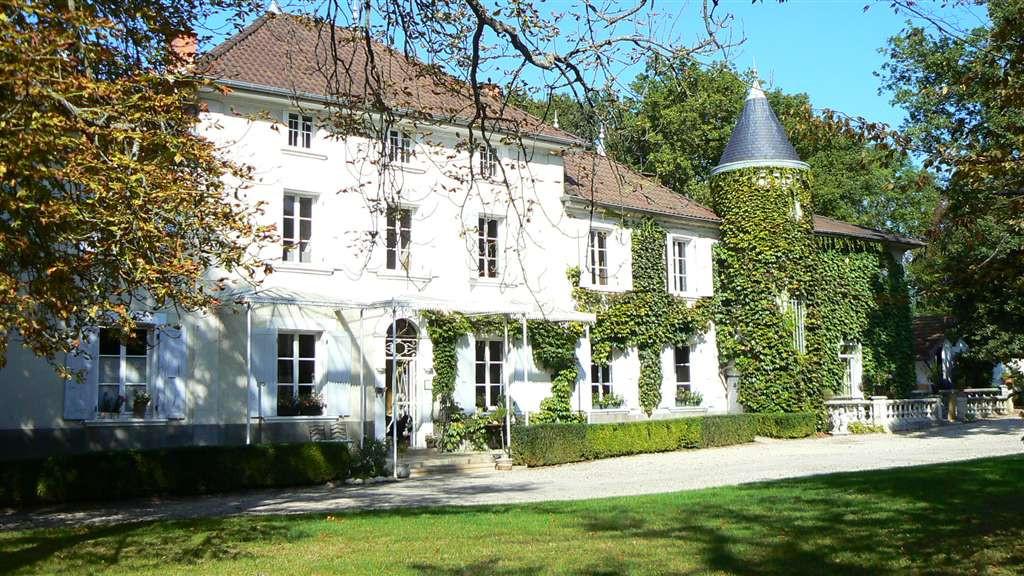 Château des Ayes 1883