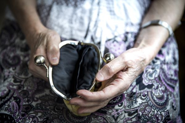Many Older Adults Are Living Paycheck to Paycheck