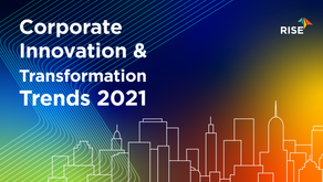 Corporate Innovation & Transformation Trends 2021