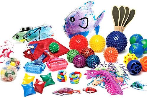 Tactile Sensory Pack - Mixed items