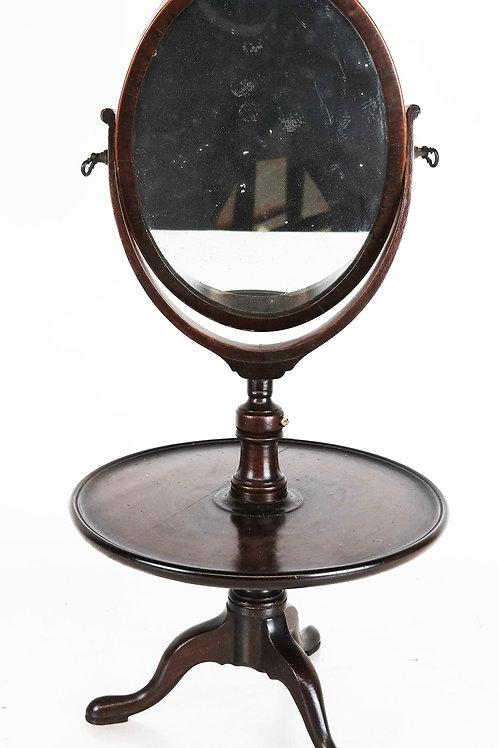 Antique Georgian Shaving mirror