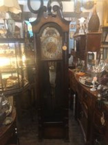 Mahogany Grandfather clock with full chimes