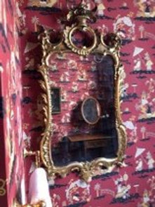 Antique Louis XV style Mirror