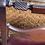 Thumbnail: SET OF 4 MAHOGANY SABRE LEGGED DINING CHAIRS