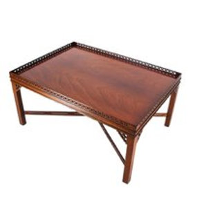 Chippendale-Style Coffee Table