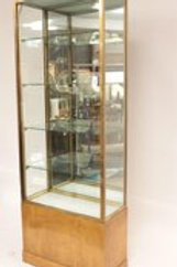 Art Deco Swedish Display Cabinet