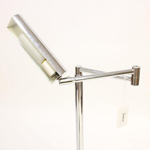 OMI Koch & Lowy Chrome Adjustable Floor Lamp
