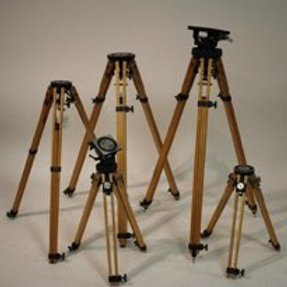 Wooden Field Photography Tripods and Heads