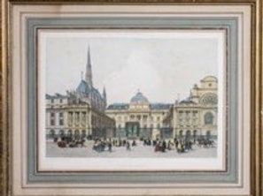 "19th Century ""Paris Dans Sa Splendeur"""