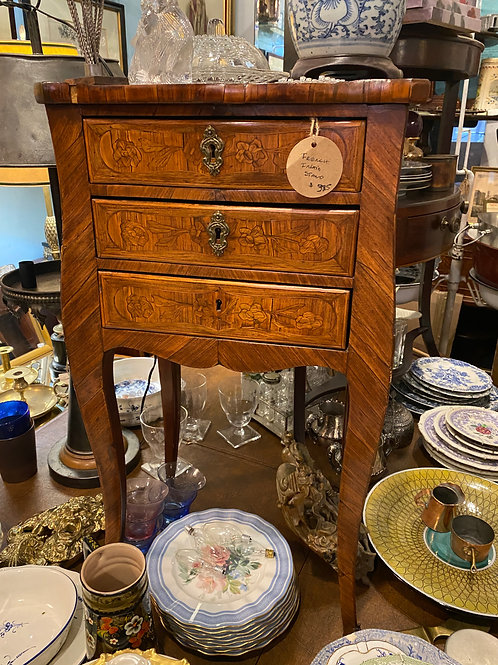 French Antique Marquetry stand