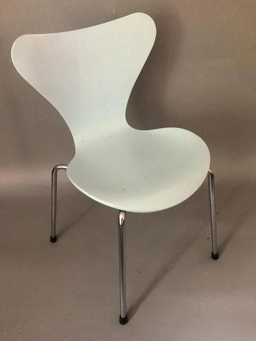 Set of Four Special Edition Fritz Hansen Children's Chairs